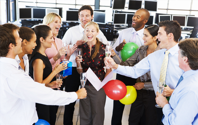Office Party Etiquette