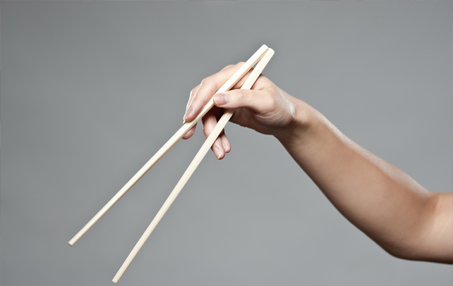 How To Use Chopsticks