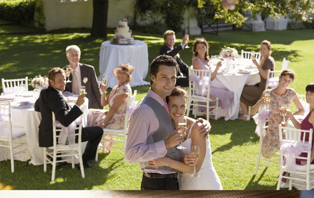 Wedding Reception Etiquette