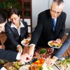 Business Lunch Etiquette Tips