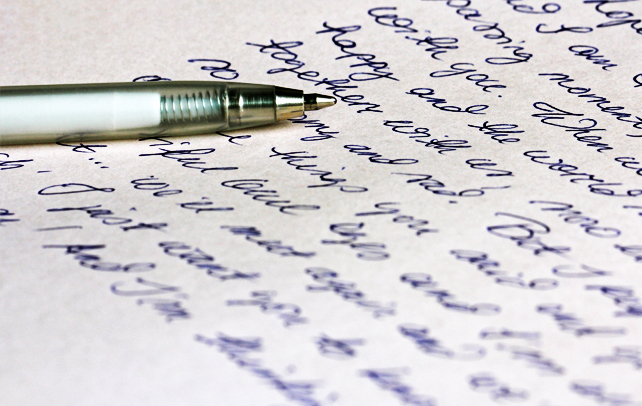 How To Write Personal Letters