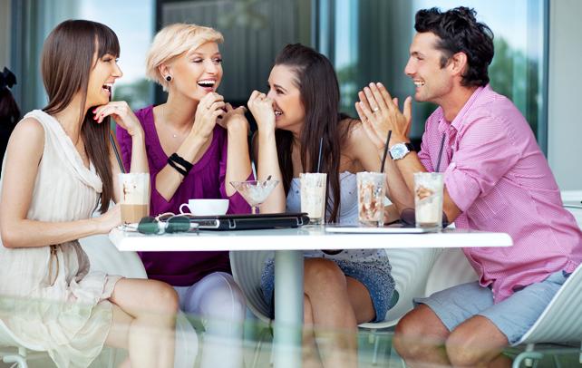 Starting A Conversation — How To Start A Conversation
